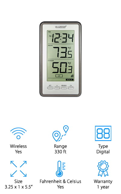 La Crosse Technology Thermometer