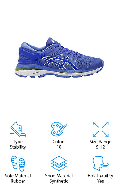Best Women's Running Shoes for Flat Feet