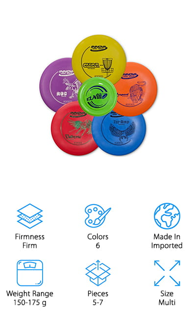 Driven Disc Golf Starter Set