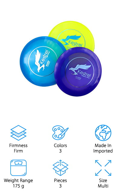 Kestrel Disc Golf Pro Set