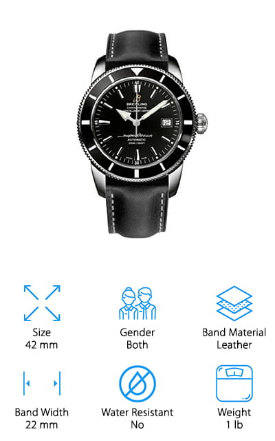 Breitling Aeromarine Watch