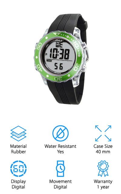 Pyle Water Sport Watch