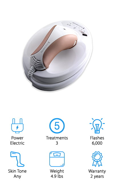 10 Best Home Laser Hair Removal Machines 2020 Buying Guide