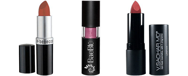 Best Organic Lipsticks