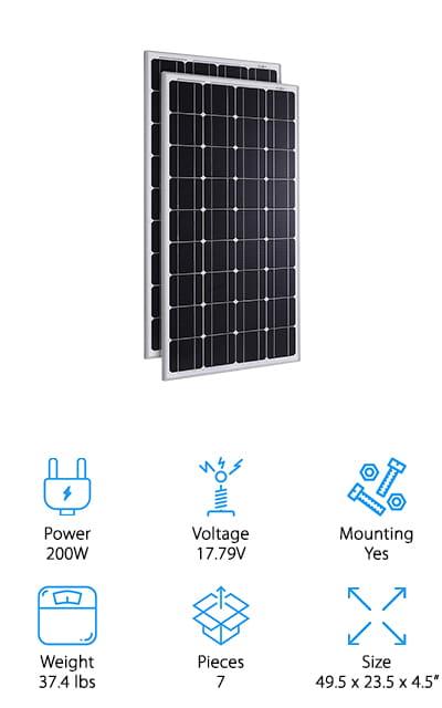 Komaes Solar Starter Kit