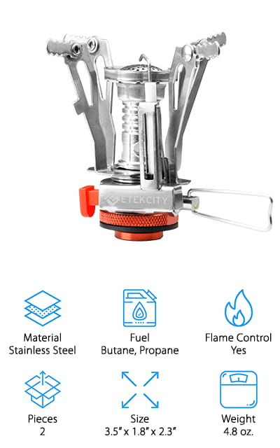 Etekcity Ultralight Stove