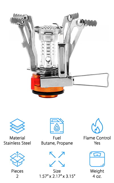 Reehut Ultralight Camp Stove