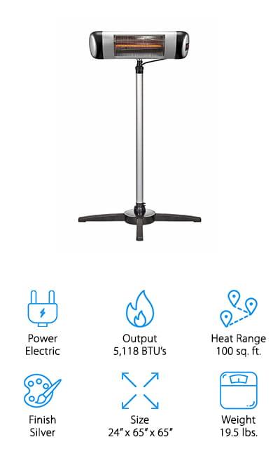e-Joy Outdoor Patio Heater
