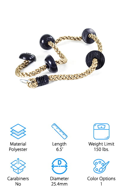 Squirrel Products Climbing Rope