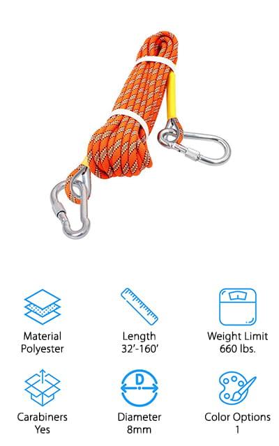 Ingenuity Climbing Rope