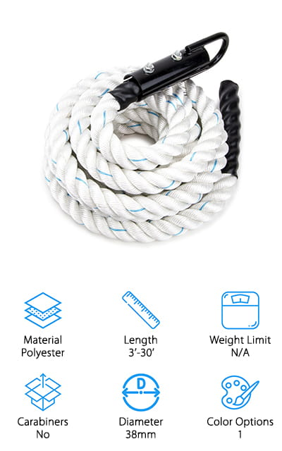 Crown Sporting Goods Rope