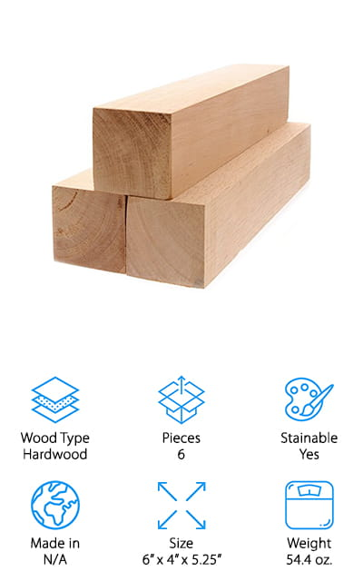 Sustainable Things Hardwood Blocks