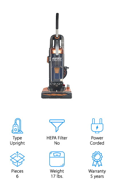 Eureka Ultimate Clean Vacuum