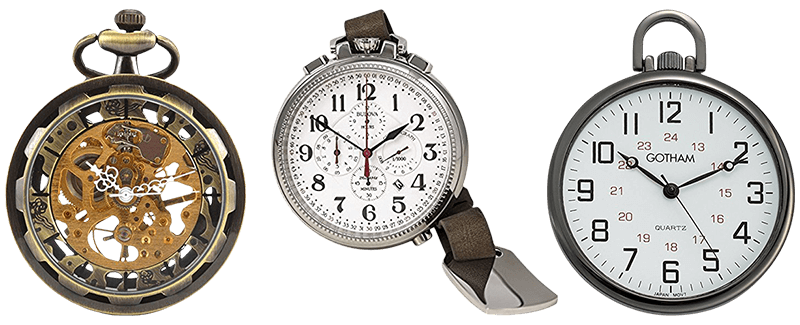Best Pocket Watch Brands