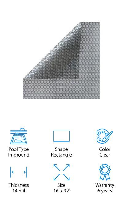 Blue Wave Solar Blanket