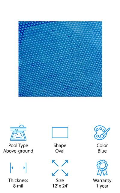 Splash Pools Solar Cover