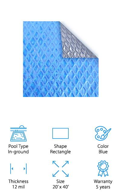 Pool Mate Solar Blanket