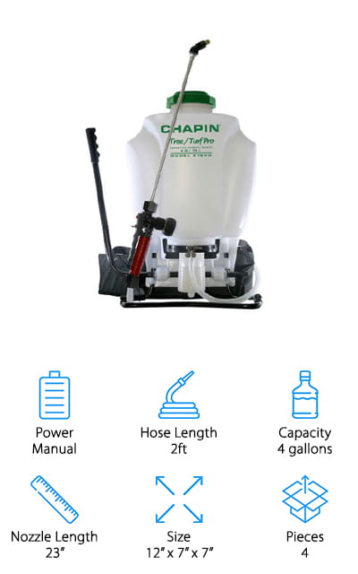 Chapin 61900 Commercial Sprayer