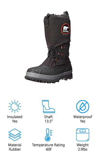 Sorel Bear Extreme Boot
