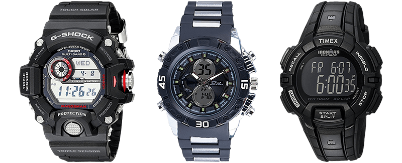 Best Rugged Men's Watches
