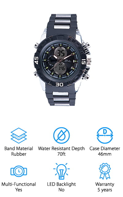 Daniel Steiger Sports Watch