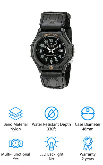 Casio Men's Forester Watch