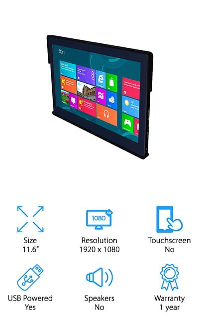 GeChic 1101P Portable Monitor