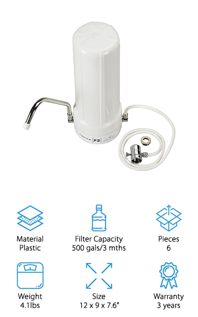 Home Master Filtration System