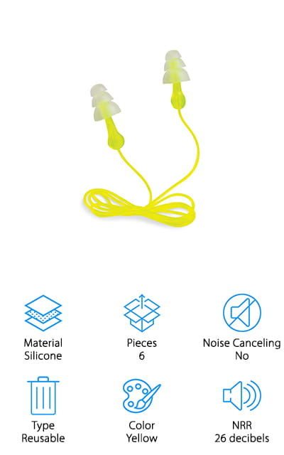 3M Peltor Sport Earplugs