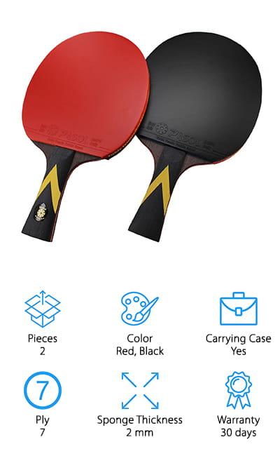 PASOL Ping Pong Paddle