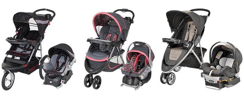 Best Stroller Travel Systems