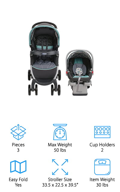 Graco Affinia Travel System
