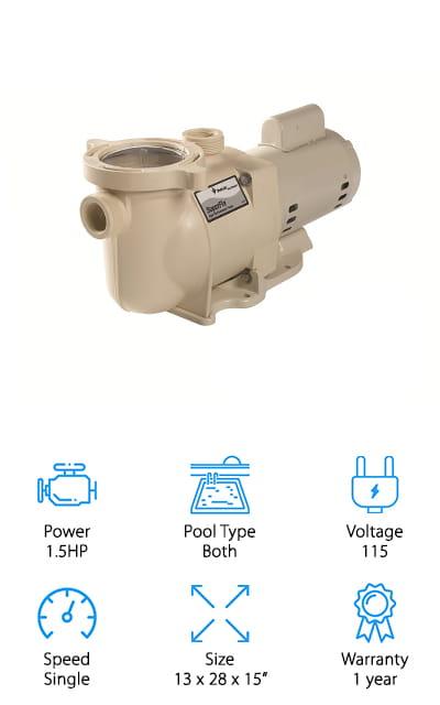 Pentair SuperFlo Pool Pump