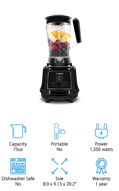 Aimores Juice Blender
