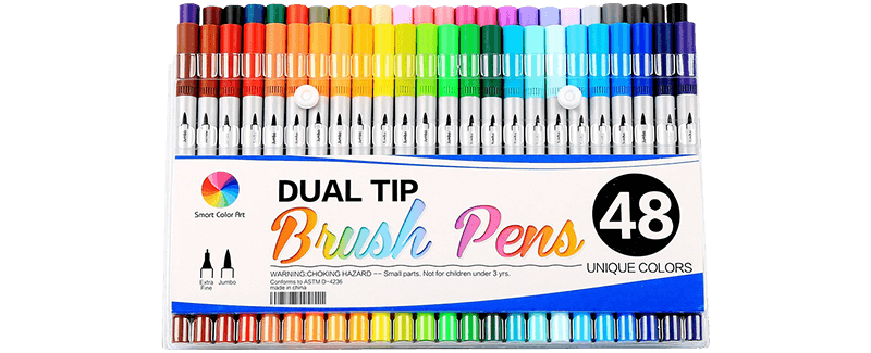 Best Brush Pens