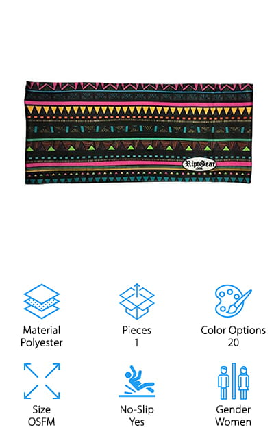 RiptGear Yoga Headband