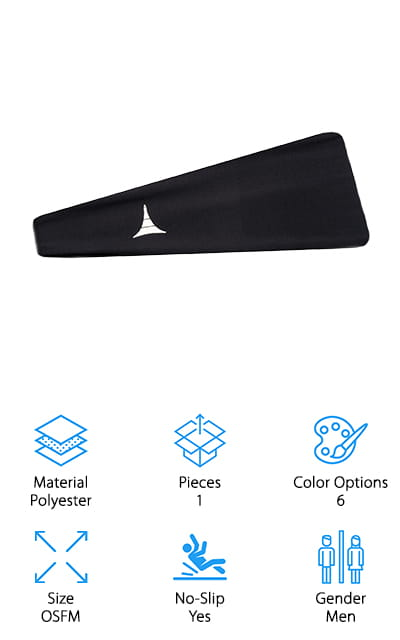 French Fitness Revolution Headband
