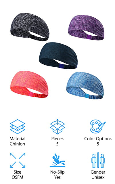 DASUTA Sport Athletic Headband