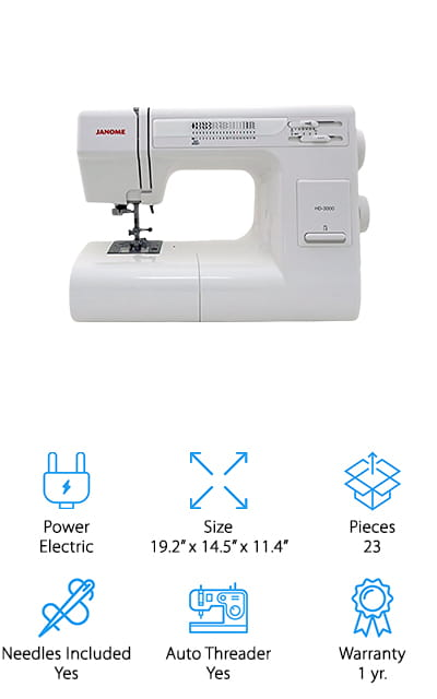 Best Leather Sewing Machines
