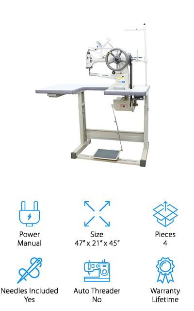TechSew 2900 Industrial Machine
