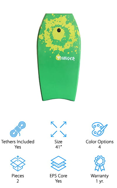 Younger Super Bodyboard