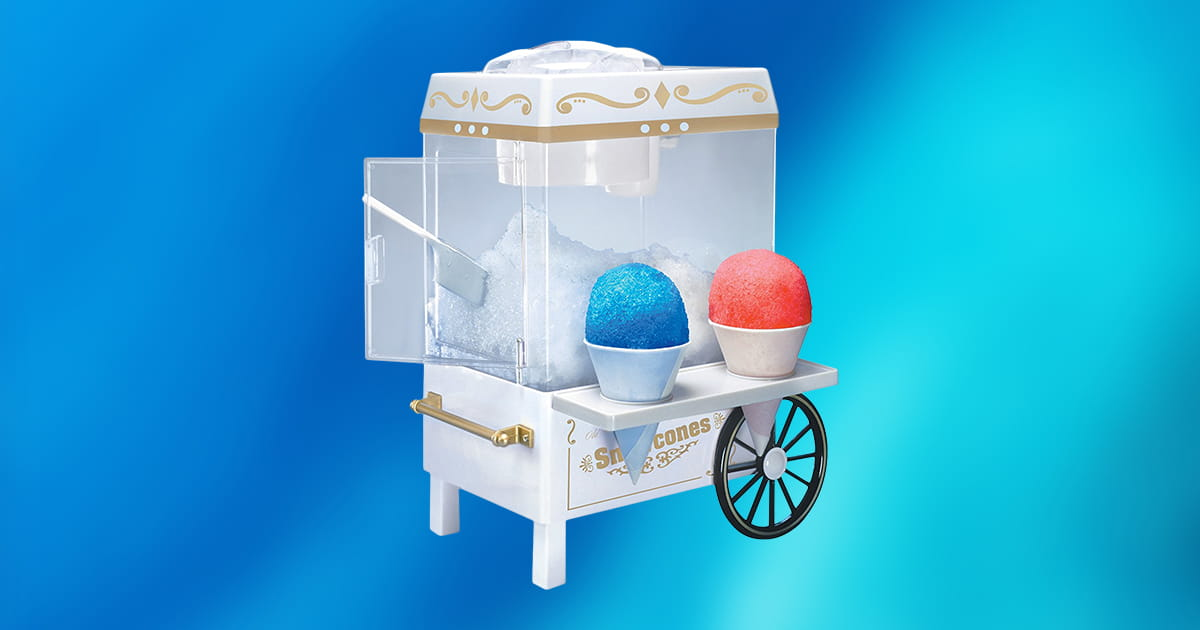 10 Best Shaved Ice Machines 2019 Buying Guide – Geekwrapped
