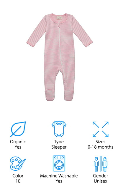 e57e86b9a Best Bamboo Baby Clothes