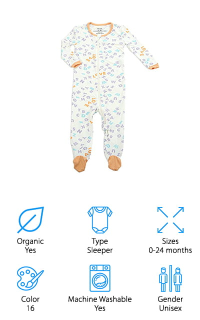 87bafa11c Best Bamboo Baby Clothes
