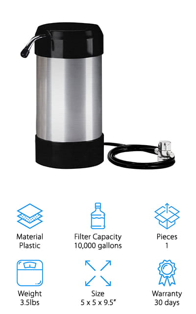 CleanWater4Less Filter System