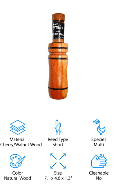 Faulk's Deluxe Goose Call