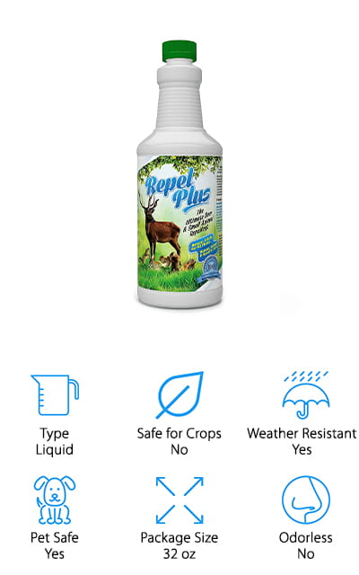 Repel PLUS Rabbit Repellent