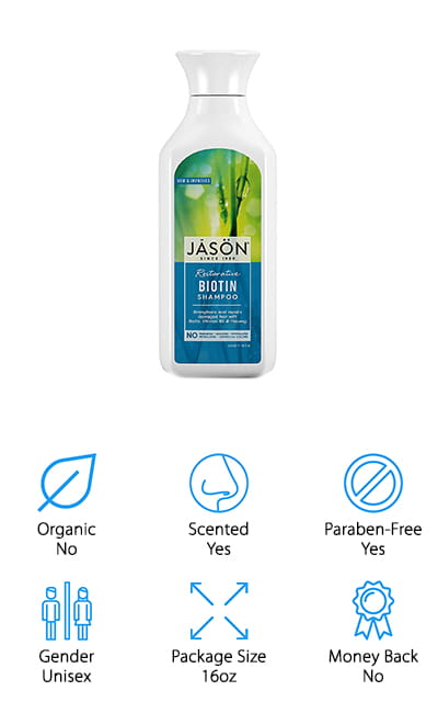 Jason Pure Natural Shampoo