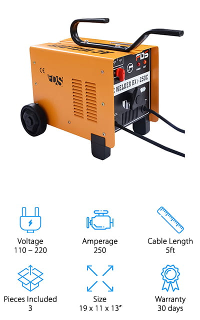 Goplus Welding Machine