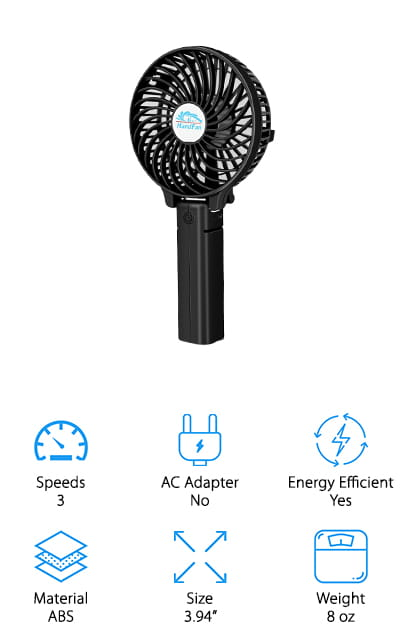 VersionTech Handheld Fan